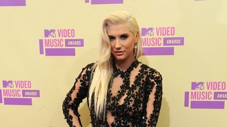 Kesha happy to be back after rehab