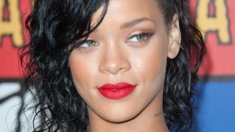 Rihanna collaborates with ex Brown