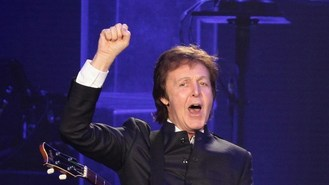 Macca's 'ultimate songwriter' award