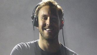 Calvin Harris for fifth number one?