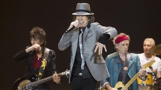 Stones will roll at Sandy concert