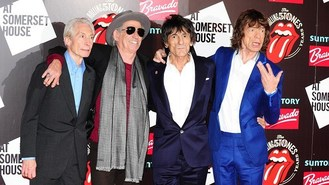 Stones mark release of Come On