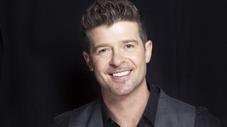 Thicke sued over Blurred Lines