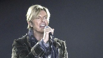 Bowie comeback reaches number six
