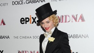 Madonna unveils her tour movie