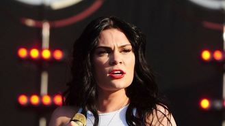 Third UK number one for Jessie J