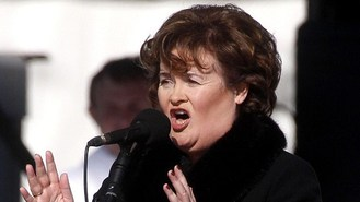 Susan Boyle honoured by university