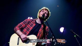 Sheeran hails Camden 'gospel choir'