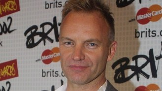 Sting: dad thought I should get job