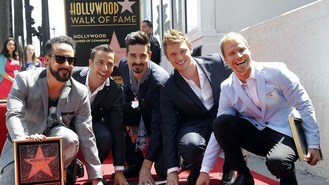 Backstreet Boys in tears over star