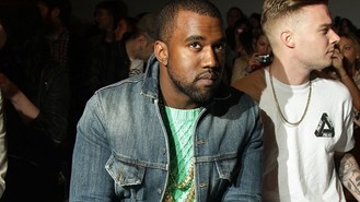 West disses Timberlake, Jay-Z song?