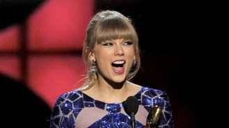 Taylor Swift scoops eight awards