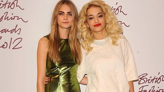 Rita Ora to sing with her Wifey?