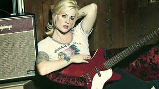Brody Dalle happy to go it alone