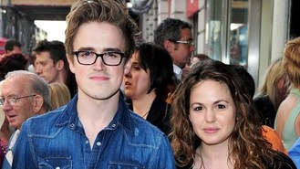 McFly's Tom to become a father