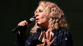 Pop music honour for Carole King