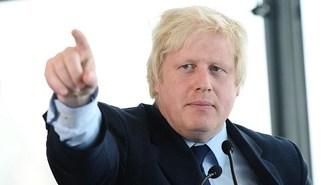 Chart success beckons for Boris