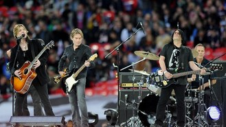 Goo Goo Dolls wowed by BGT audition
