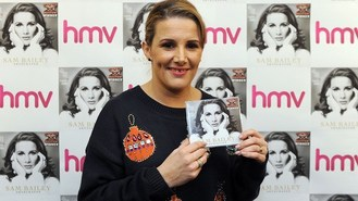 Christmas number one for Sam Bailey
