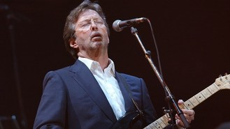 Clapton plans tour retirement at 70