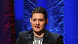 Buble takes home early Grammy
