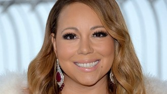 Carey's twins to feature on album