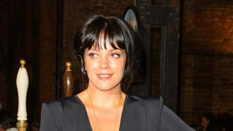 Lily Allen pens song for Girls