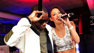 Tinchy on Cloud Nine with Amelle