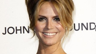 Heidi Klum to host 2012 MTV EMAs