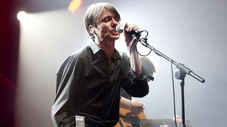 Suede vow 'party gig' at festival