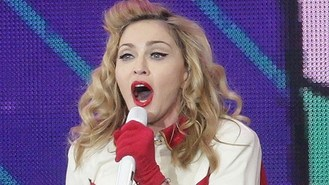 Madonna facing ban from Russia?
