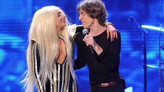 Springsteen and Gaga join Stones