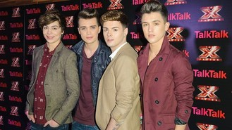 Union J: We'll do anything for No 1