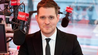 Buble gets gift of Crosby duet
