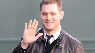 Buble to work with Witherspoon