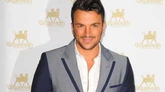 Peter Andre fan gives birth at gig