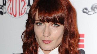 Florence Welch: MIA's my crush