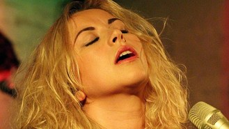 Charlotte Church rocks in Brighton