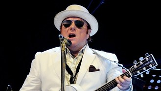 Van Morrison 'delighted' at honour