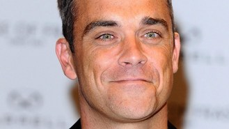 UK's the one for Robbie Williams?