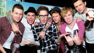 McBusted light up Hyde Park stage