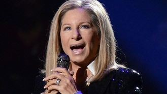 Streisand makes album chart history