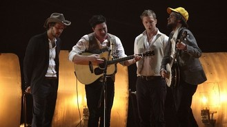 Mumford album up for Grammy award