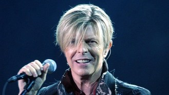 Unseen footage in Bowie documentary