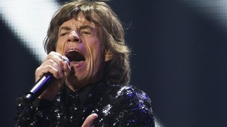 Jagger letters sell for thousands