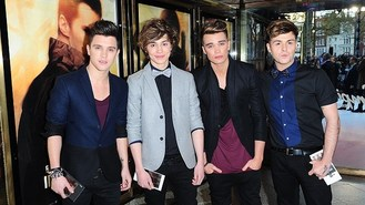 Union J get dolled up for new range