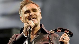 Morrissey to play London gig