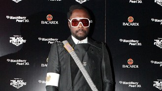 Will.i.am: Dude, where's my car?