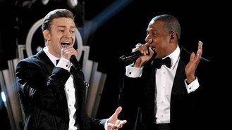 Timberlake and Jay-Z announce tour