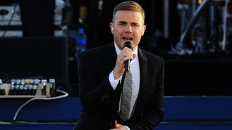 Barlow hailed for Olympic show